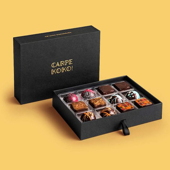กล่องพรีเมี่ยมใส่อะไรก็ดูแพง Premium box 03